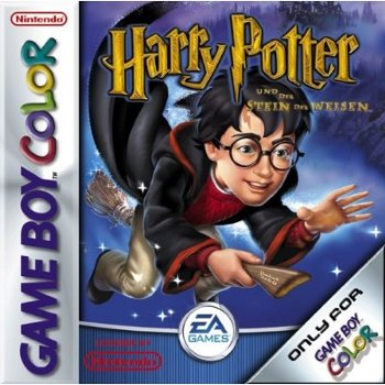 Harry Potter 1 - Der Stein der Weisen (GameBoy Color)