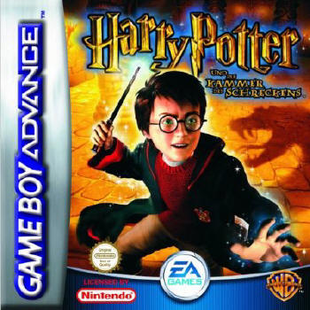 Harry Potter 2 - Die Kammer des Schreckens (GameBoy Advance)
