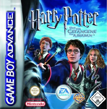 Harry Potter 3 - Der Gefangene von Askaban (GameBoy Advance)