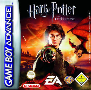Harry Potter 4 - Der Feuerkelch (GameBoy Advance)