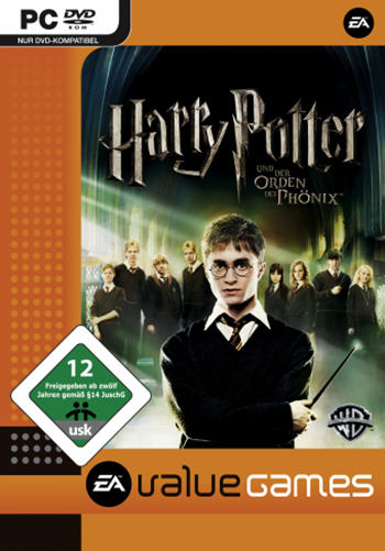 Harry Potter 5 - Der Orden des Phoenix (Value Games)
