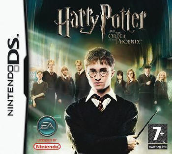 Harry Potter 5 - Der Orden des Phoenix (Nintendo DS)