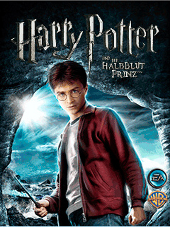 Harry Potter 6 - Der Halbblutprinz (Handy)