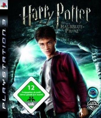 Harry Potter 6 - Der Halbblutprinz (PlayStation 3)