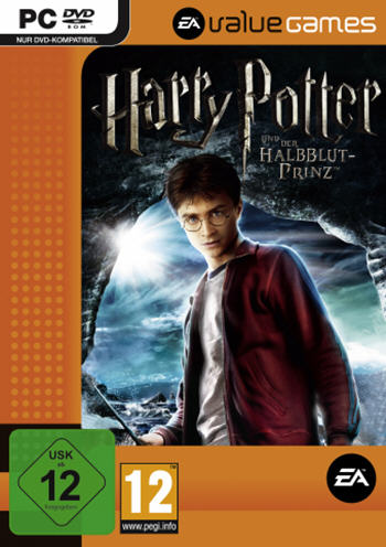 Harry Potter 6 - Der Halbblutprinz (Value Games)