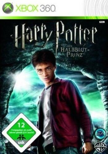 Harry Potter 6 - Der Halbblutprinz (Xbox 360)