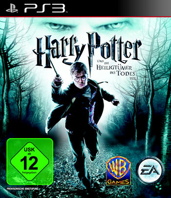 Harry Potter 7 - Die Heiligtümer des Todes Teil 1 (PlayStation3)