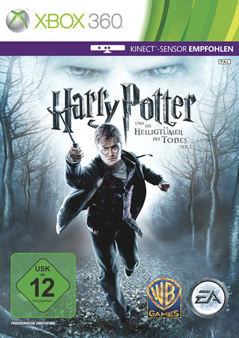 Harry Potter 7 - Die Heiligtümer des Todes Teil 1 (Xbox 360 Kinect) Lösung, Saves, Review, Demo, Trailer, Sample, Screenshots, Patch, News, Preview, Interview, etc.