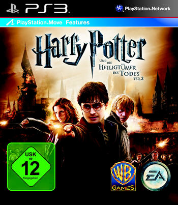 Harry Potter 7 - Die Heiligtümer des Todes Teil 2 (PlayStation3)