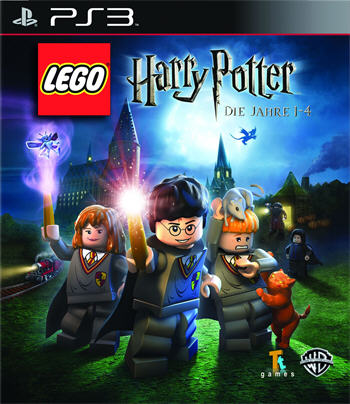 Lego Harry Potter - Die Jahre 1 - 4 (PlayStation 3)