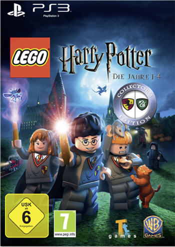 Lego Harry Potter - Die Jahre 1 - 4 (Collector's Edition) (PlayStation 3)