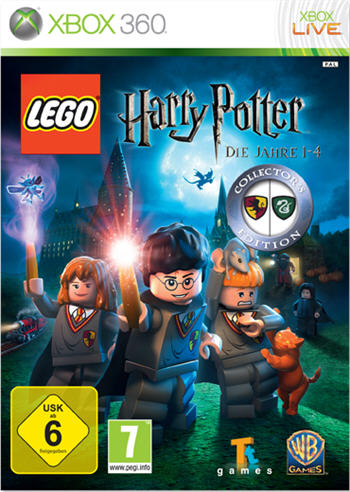 Lego Harry Potter - Die Jahre 1 - 4 (Collector's Edition) (Xbox 360)