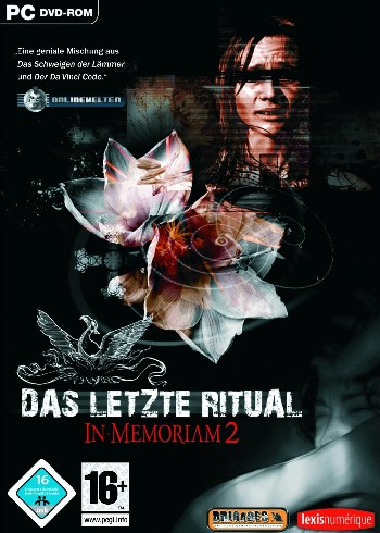 In Memoriam 2 - Das letzte Ritual  Lösung, Saves, Review, Demo, Trailer, Sample, Screenshots, Patch, News, Preview, Interview, etc.