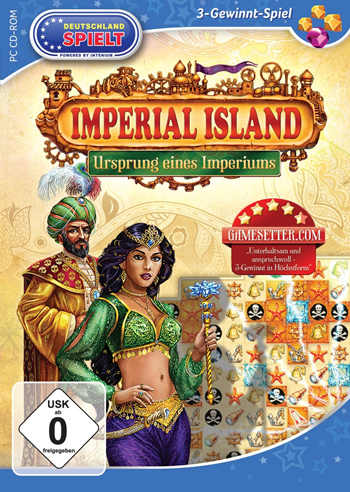 Imperial Island - Birth of an Empire Lösung, Saves, Review, Demo, Trailer, Sample, Screenshots, Patch, News, Preview, Interview, etc.