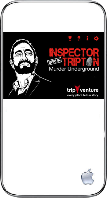 Inspector Tripton - Murder Underground (iPhone & iPad) Lösung, Saves, Review, Demo, Trailer, Sample, Screenshots, Patch, News, Preview, Interview, etc.