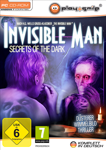 Invisible Man - Secrets of the Dark Lösung, Saves, Review, Demo, Trailer, Sample, Screenshots, Patch, News, Preview, Interview, etc.