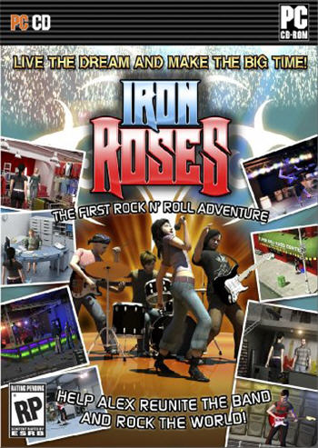 Iron Roses Lösung, Saves, Review, Demo, Trailer, Sample, Screenshots, Patch, News, Preview, Interview, etc.