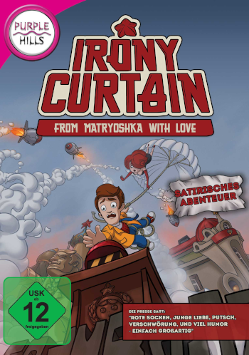 Irony Curtain - From Matryoshka with Love Lösung, Saves, Review, Demo, Trailer, Sample, Screenshots, Patch, News, Preview, Interview, etc.