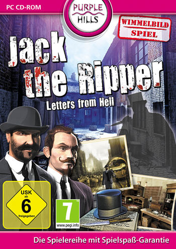 Jack the Ripper - Letters from Hell