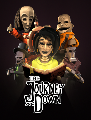 The Journey Down 2 - Chapter Two