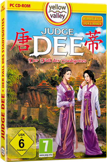 Judge Dee - Der Fall des Stadtgottes Lösung, Saves, Review, Demo, Trailer, Sample, Screenshots, Patch, News, Preview, Interview, etc.