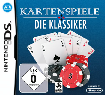 Kartenspiele - Die Klassiker (Nintendo DS) Lösung, Saves, Review, Demo, Trailer, Sample, Screenshots, Patch, News, Preview, Interview, etc.