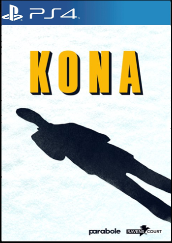 Kona (PlayStation 4)