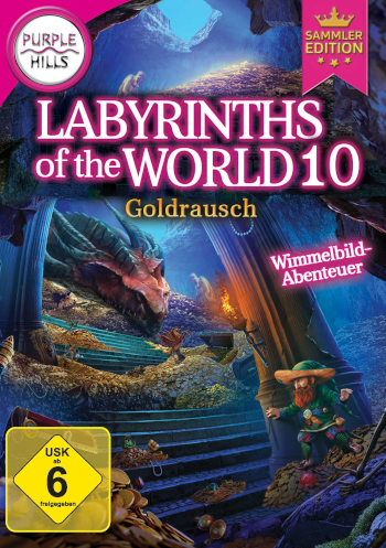 Labyrinths of the World 10 - Goldrausch