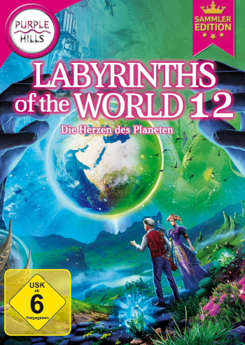 Labyrinths of the World 12 - Hearts of the Planet Lösung, Saves, Review, Demo, Trailer, Sample, Screenshots, Patch, News, Preview, Interview, etc.