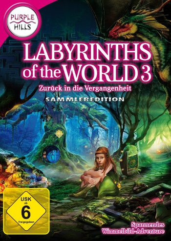 Labyrinths of the World 03 - Zurück in die Vergangenheit Lösung, Saves, Review, Demo, Trailer, Sample, Screenshots, Patch, News, Preview, Interview, etc.