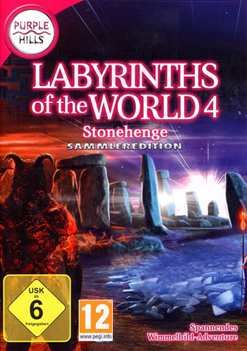 Labyrinths of the World 04 - Stonehenge