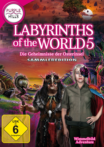 Labyrinths of the World 05 - Die Geheimnisse der Osterinsel Lösung, Saves, Review, Demo, Trailer, Sample, Screenshots, Patch, News, Preview, Interview, etc.