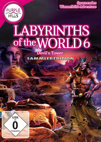 Labyrinths of the World 06 - Devil's Tower Lösung, Saves, Review, Demo, Trailer, Sample, Screenshots, Patch, News, Preview, Interview, etc.
