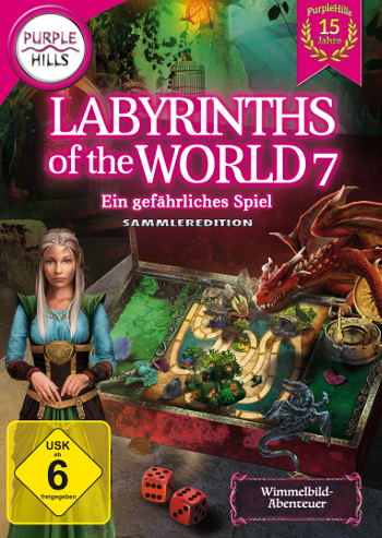 Labyrinths of the World 07 - Ein gefährliches Spiel Lösung, Saves, Review, Demo, Trailer, Sample, Screenshots, Patch, News, Preview, Interview, etc.