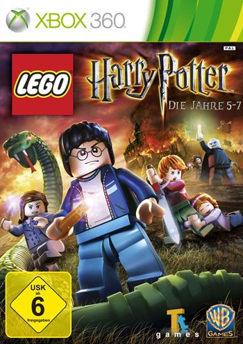 Lego Harry Potter - Die Jahre 5 - 7 (Xbox 360) Lösung, Saves, Review, Demo, Trailer, Sample, Screenshots, Patch, News, Preview, Interview, etc.
