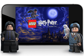 Lego Harry Potter - Die Jahre 1 - 4 (iPhone)