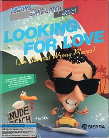 Leisure Suit Larry 2 - Goes Looking for Love