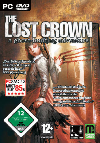 The Lost Crown - a ghost-hunting adventure