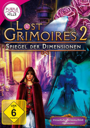 Lost Grimoires 2 - Spiegel der Dimensionen Lösung, Saves, Review, Demo, Trailer, Sample, Screenshots, Patch, News, Preview, Interview, etc.