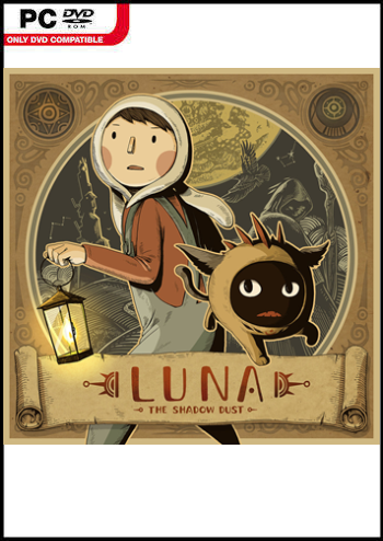 Luna - The Shadow Dust Lösung, Saves, Review, Demo, Trailer, Sample, Screenshots, Patch, News, Preview, Interview, etc.