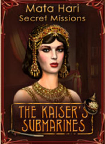 In geheimer Mission 1 - Mata Hari und des Kaisers U-Boote Lösung, Saves, Review, Demo, Trailer, Sample, Screenshots, Patch, News, Preview, Interview, etc.