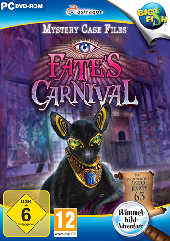 Mystery Case Files 10 - Fates Carnival Lösung, Saves, Review, Demo, Trailer, Sample, Screenshots, Patch, News, Preview, Interview, etc.