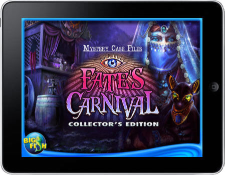 Mystery Case Files 10 - Fates Carnival (iPad)