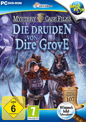 Mystery Case Files 11 - Die Druiden von Dire Grove Lösung, Saves, Review, Demo, Trailer, Sample, Screenshots, Patch, News, Preview, Interview, etc.