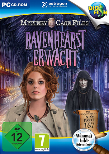 Mystery Case Files 13 - Ravenhearst Erwacht  Lösung, Saves, Review, Demo, Trailer, Sample, Screenshots, Patch, News, Preview, Interview, etc.