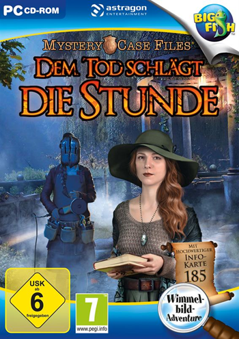 Mystery Case Files 14 - Dem Tod schlägt die Stunde Lösung, Saves, Review, Demo, Trailer, Sample, Screenshots, Patch, News, Preview, Interview, etc.