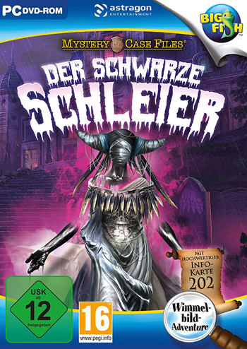 Mystery Case Files 15 - Der schwarze Schleier Lösung, Saves, Review, Demo, Trailer, Sample, Screenshots, Patch, News, Preview, Interview, etc.