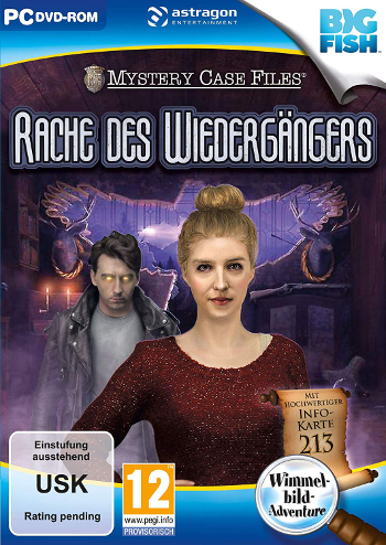Mystery Case Files 16 - Rache des Wiedergängers Lösung, Saves, Review, Demo, Trailer, Sample, Screenshots, Patch, News, Preview, Interview, etc.