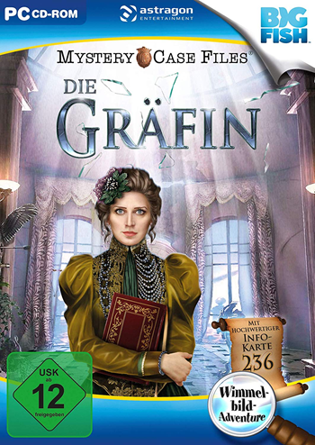 Mystery Case Files 18 - Die Gräfin Lösung, Saves, Review, Demo, Trailer, Sample, Screenshots, Patch, News, Preview, Interview, etc.