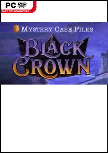 Mystery Case Files 20 - Black Crown